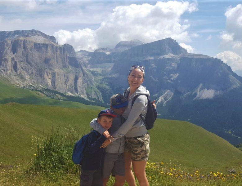 Val di Fassa in camper tra stelle alpine e marmotte