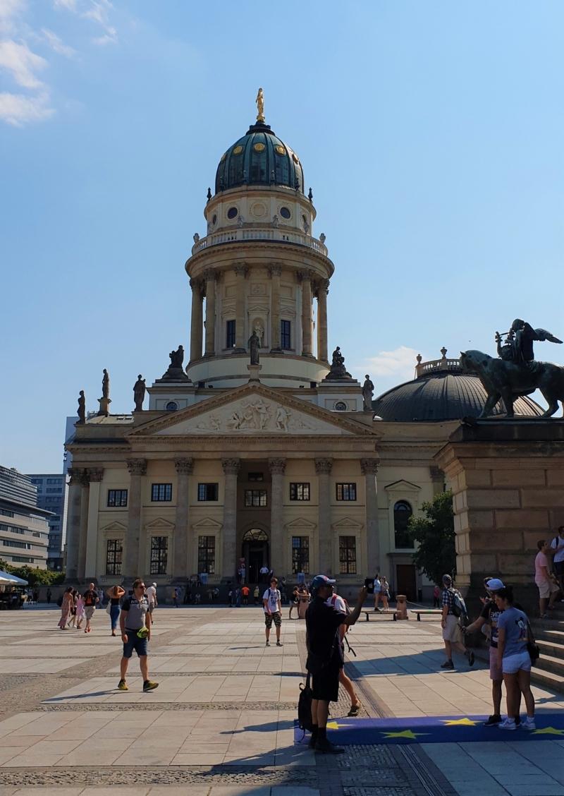 chiese gemelle di Berlino